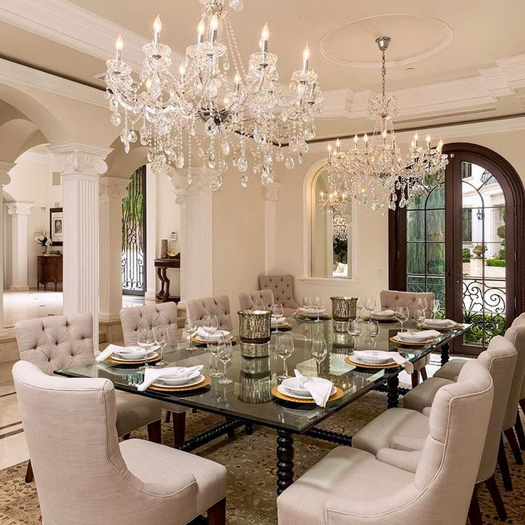 Dining Rooms Dream: Pin By GlamFashionLuxe On D E C O R