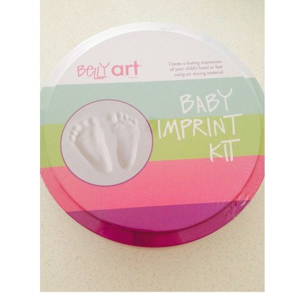 Buy this Belly Art Baby Imprint Kit from Living Online