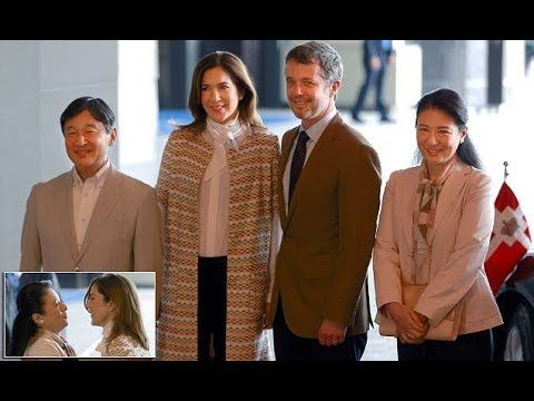 New video is now LIVE! Check it out: Princess Mary Looks Chic in a Patterned Coat as she and Prince Frederik Arrived in Japan https://youtube.com/watch?v=98n5ZG3mZvg