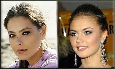 Орнелла Мути или Алина Кабаева?..