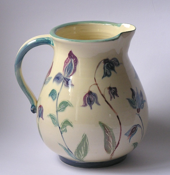 Carol Scott- The Viscar Pottery | Cornwall Design Fair