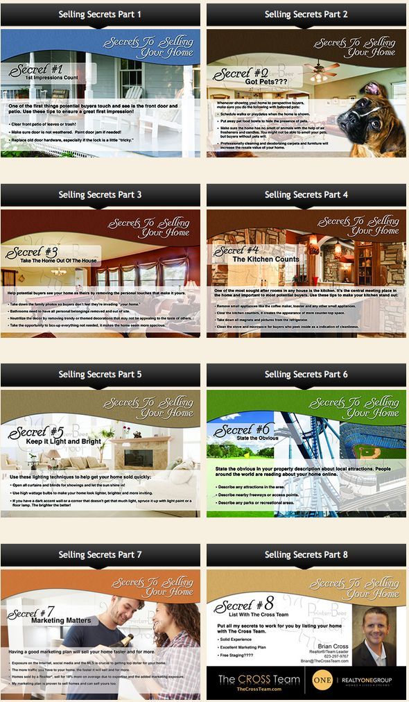 66 best images about Real Estate Marketing Postcards on Pinterest