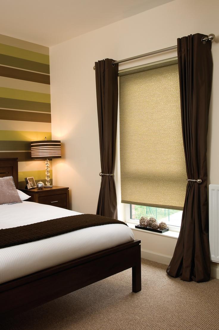 Best Images About Roller Blinds On Pinterest - Bedroom blinds