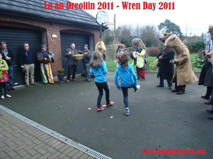 La an Dreoilin 2011 - Wren Day 2011