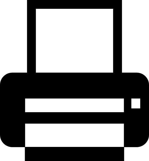 Free Letterheads: Print, printer, equipment