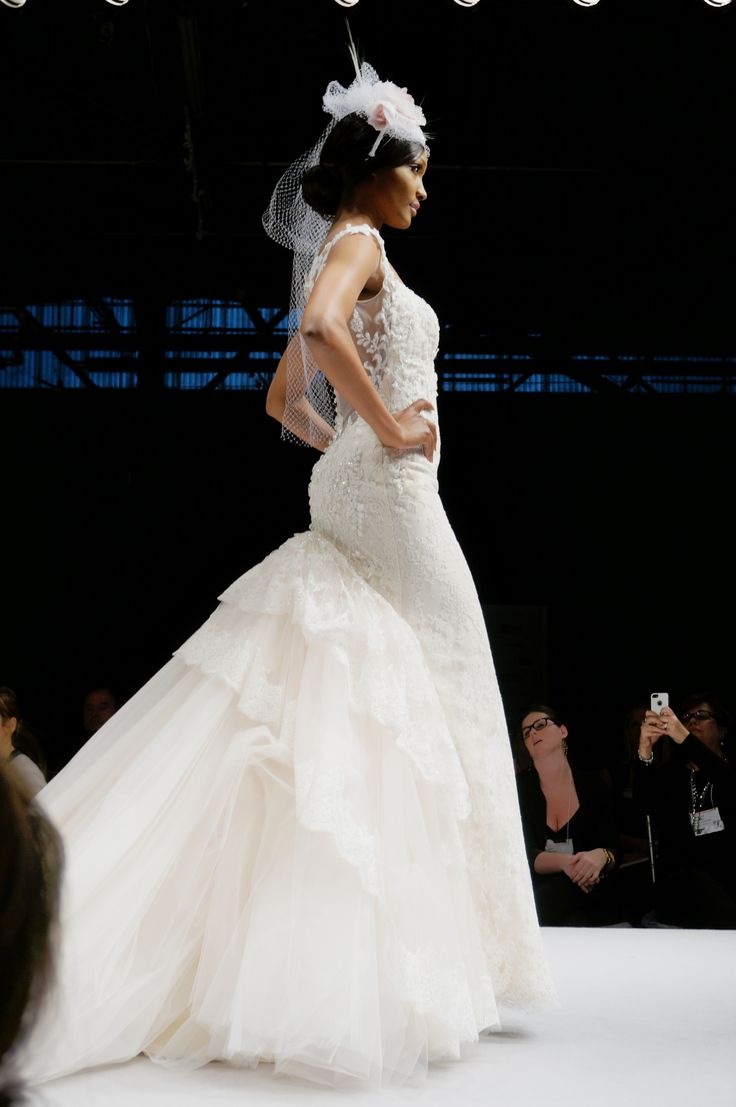Plus Size Bridal Gowns Nyc : Best images about new york bridal week on