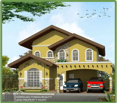 Amaranta House in The Gardens at South Ridge, Catigan, Toril, Davao City - Davao Property Finder