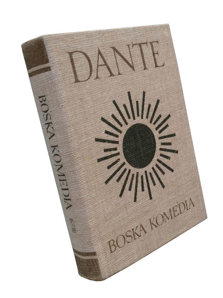 Boska komedia - Dante Alighieri