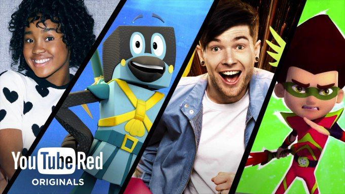 Following controversies over kids content YouTube makes several YouTube Red family shows free