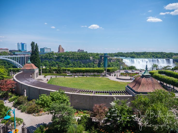 35 best Oakes Garden Theatre Niagara Falls Wedding images on ...