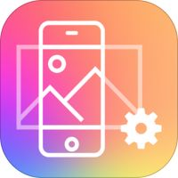 Wallpaper Fix Lite for iOS 8 & 7 - Rotate, Position, Scale, Zoom & Rearrange Wallpapers and Backgrounds by Blaze Gim