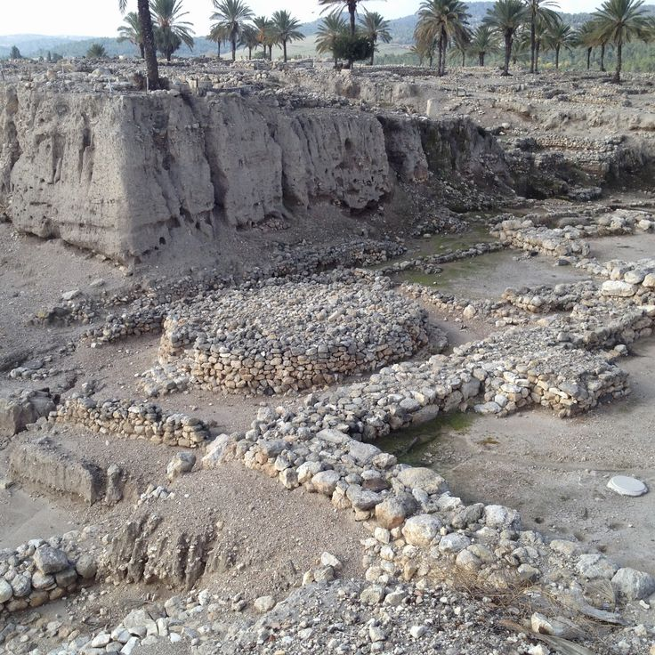 Canaanite Sacred Area- Tel Migiddo- Israel Joshua 12:21, Joshua 17:11, Judges 1:27-28, Judges 5:19-21, 1 Kings 9:15-19, 2 Kings 9:27, 2 Kings 23:29-30, Zechariah 12:11, Revelation 16:16, 1 Chronicles 7:29, Judges 5:19