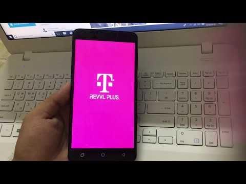 T-Mobile REVVL PLUS FRP Bypass Android 7 1 1 | REVVL Plus