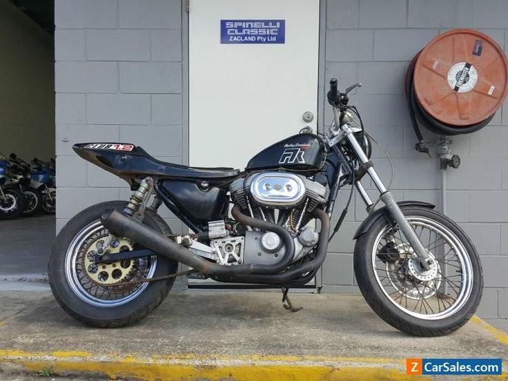 Harley Davidson 883 Street Tracker Cafe Racer Bobber #harleydavidson #883 #forsale #australia #harleydavidsonstreet750caferacers