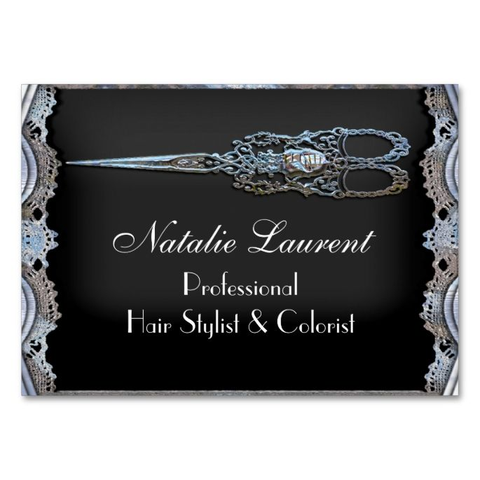 2177 best Hair Stylist Business Cards images on Pinterest ...