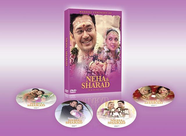 Neha & Sharad {Love Story} Wedding by Romesh Dhamija Productions. Neha & Sharad Candid Wedding {Love Story} - July 2012