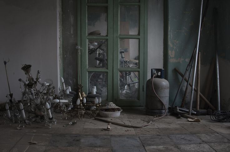 Mehrdad Naraghi  from the series `The House´.