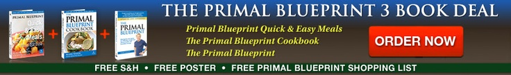 Primal Blueprint website.  How to eat like our ancestors and solve a lot of allergy/stomach ailments.
