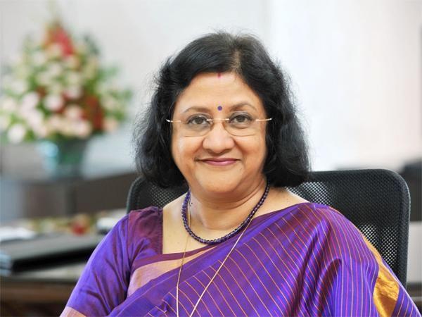 SBI's Arundhati Bhattacharya most powerful people's list