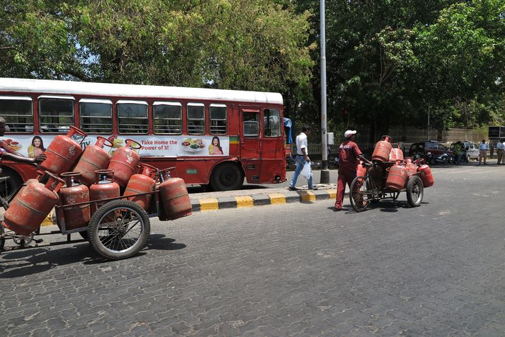 The city of Mumbai never stops working. There is always something to see and be amazed at.