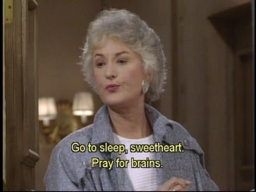 Best 25 golden girls quotes ideas on pinterest golden for Why did bea arthur hate betty white