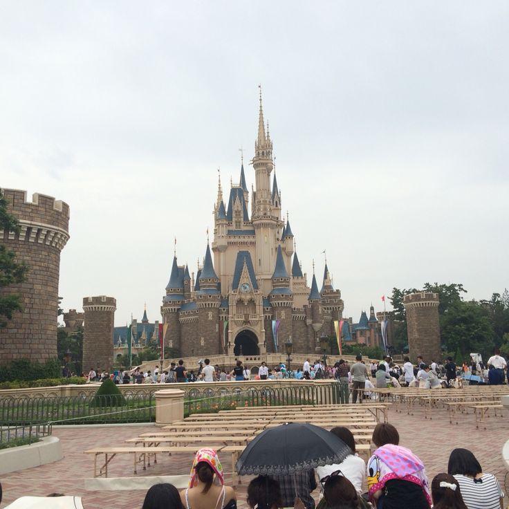 Disneyland Tokyooo!