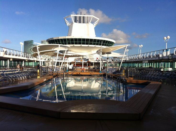 Crucero Majestic. Bahamas.