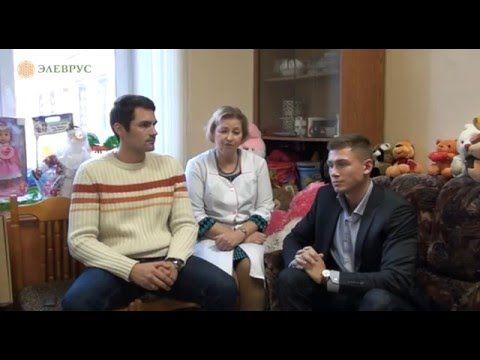 Видео-отчет с первой проведенной благотворительной акции от сообщества Э...