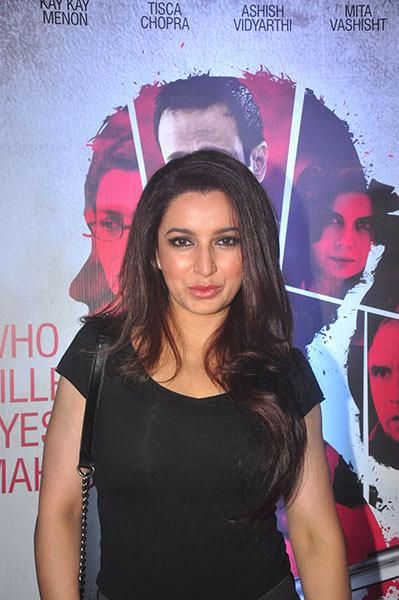 Tisca Chopra at 'Rahasya' film launch