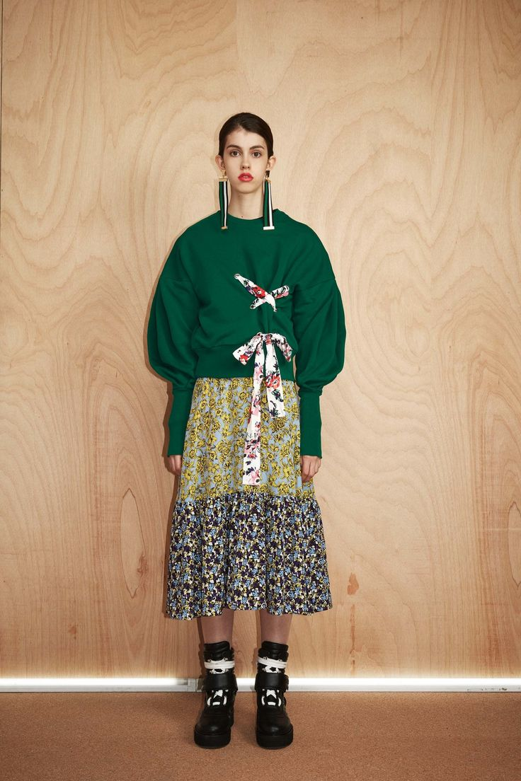 MSGM Resort 2017 Fashion Show