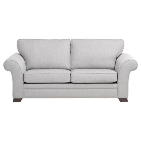 Aldeborough Large 3 Seater Sofa Light Grey