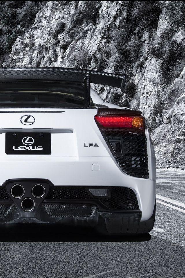 Lexus LFA...