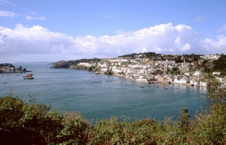 Beautiful Fowey!