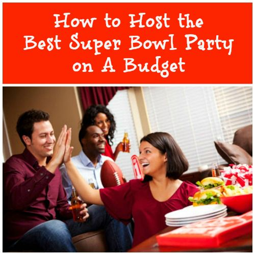 How to Host the Best Super Bowl Party on A Budget - Thrifty Jinxy