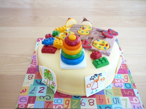 1000+ Images About Daycare Cakes On Pinterest
