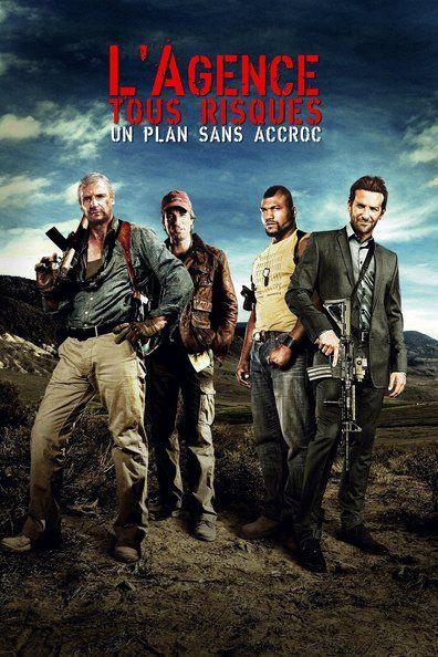 L'Agence tous risques (2010) Regarder L'Agence tous risques (2010) en ligne VF et VOSTFR. Synopsis: Aucune équipe ne ressemble à celle de l'Agence Tous Risques. Quatre hommes, ...