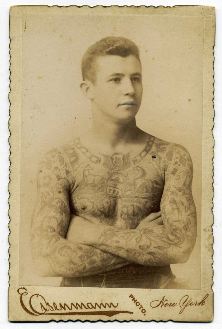 Victorian Man Tattoo 29 best images about S...