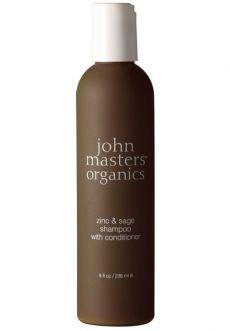 2 in 1 Zinc & sage shampoo by John Masters Organics, love it!!