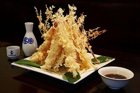 Japanese FoodJapanese Food, Asian Cuisine, Shrimp Tempura, Asian Food, Food Presents, Food Photography, Prawn Tempura, Food Art, Japan Food