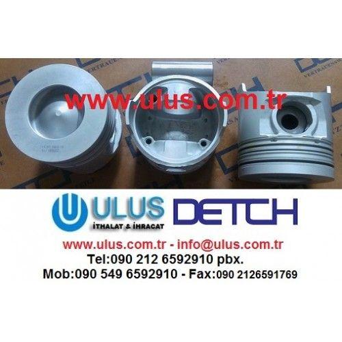 89802352611 Isuzu 4HK1 Motor Pistonu DETCH Isuzu motor parçaları