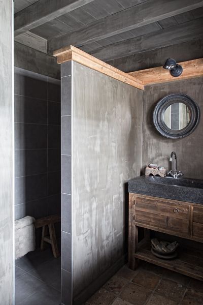 If you love rustic style, you should now that is a trend. Use it in your bedroom, bathroom, living room or dining area. See more home design ideas at www.homedesignideas.eu #contemporary #interiors