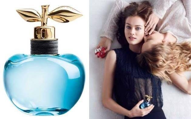 Luna - o NOVO perfume de Nina Ricci acabado de chegar à nossa loja!!!