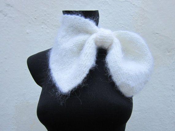 Cowl Hand Knitted Neck Warmer   Women  Winter  by nurlu on Etsy, $30.00