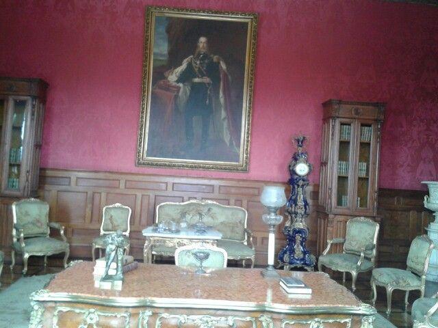 Sala de Maximiliano