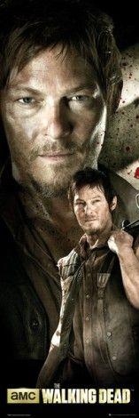 The Walking Dead / Żywe Trupy Daryl - plakat - 53x158 cm  Gdzie kupić? www.eplakaty.pl