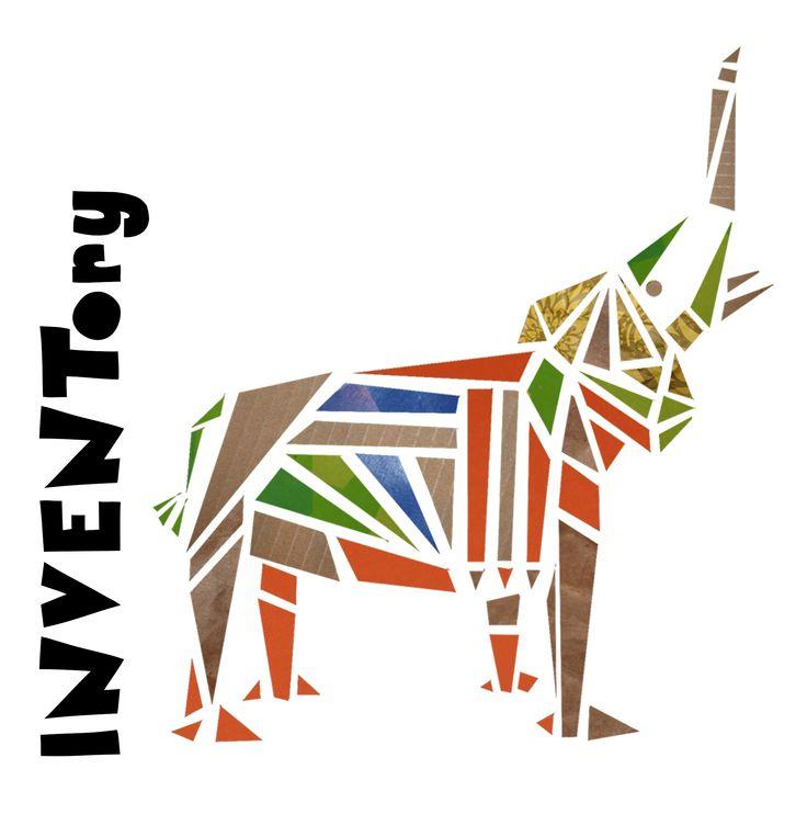 Inventory t-shirt design (Alex Perestrello + Kiran Raj)