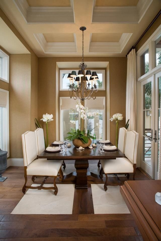 Silver Sea Homes Inc Vero Beach BeachBeach HomesTrailDining Rooms Florida
