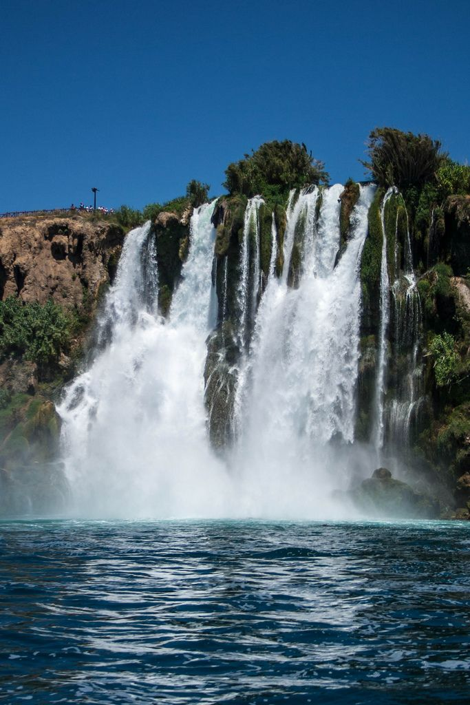 Antalya, Düden Waterfall - Turkey