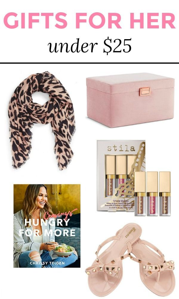 The Best Gift Ideas For Women Under 25 No Matter Who Youre Shopping This Is Ultimate Guide With Tons Of Unique