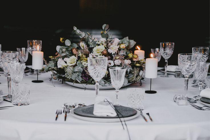 Enkelt & Minimalistisk Bryllup – Celina Christensen